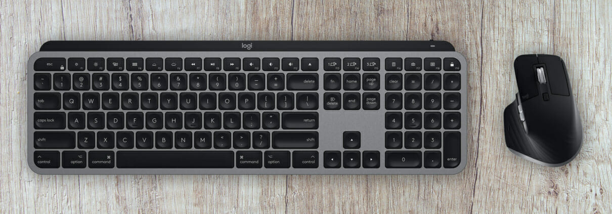 Logitech Mx Master 3 & Mx Keyboard for mac